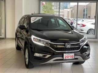 Used 2016 Honda CR-V EX AWD Sunroof AWD Honda Certified for sale in Burnaby, BC