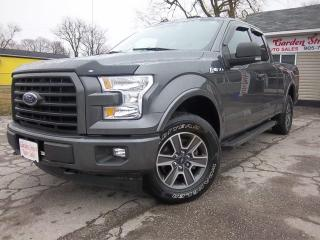 Used 2017 Ford F-150 XLT for sale in Oshawa, ON