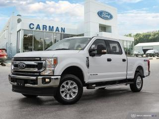 New 2020 Ford F-350 Super Duty SRW XLT for sale in Carman, MB