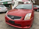 Photo of Burgundy 2011 Nissan Sentra
