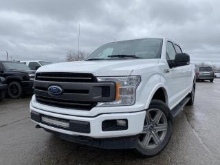 Used 2018 Ford F-150 XLT for sale in Bolton, ON