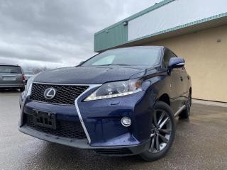 Used 2015 Lexus RX 350 F Sport for sale in Bolton, ON