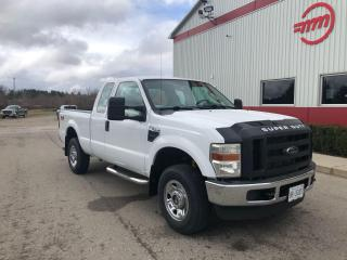 Used 2008 Ford F-250 XL 4X4 for sale in Tillsonburg, ON