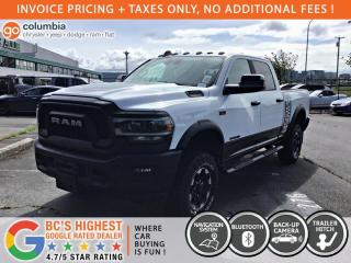 New 2020 RAM 2500 Power Wagon for sale in Richmond, BC