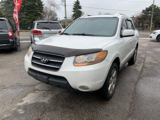 Used 2009 Hyundai Santa Fe LIMITED W/NAV for sale in Scarborough, ON