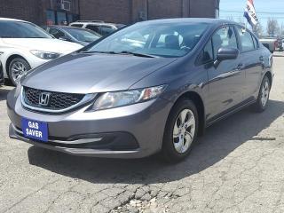 Used 2014 Honda Civic Sedan 4dr Man LX for sale in Kitchener, ON