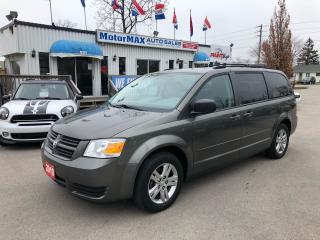 Used 2010 Dodge Grand Caravan SE-Accident Free for sale in Stoney Creek, ON