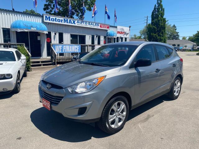 2012 Hyundai Tucson GL-Accident Free