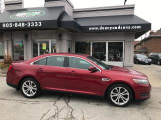 Used 2013 Ford Taurus SEL for sale in Mississauga, ON
