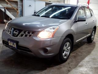 Used 2012 Nissan Rogue AWD 4dr S for sale in Kitchener, ON