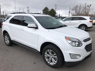 Used 2017 Chevrolet Equinox LT ** AUTOSTART , BACKUP CAM, HTD SEATS ** for sale in St Catharines, ON
