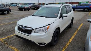 Used 2015 Subaru Forester Limited|Keyless Entry|Sunroof|2 Sets Of Rims|1Ownr for sale in Bolton, ON