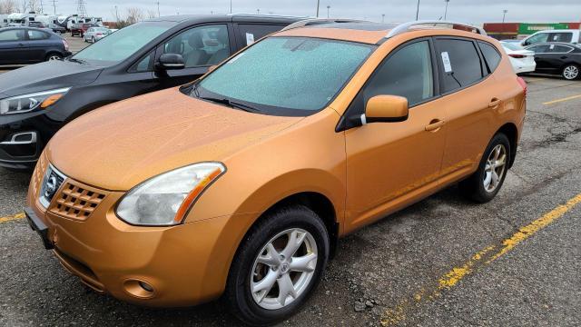 2008 Nissan Rogue SL AWD|Keyless Entry|Alloys|PaddleShifters
