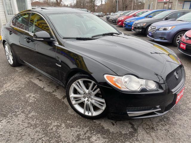 2010 Jaguar XF Premium Luxury Portfolio