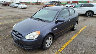 Used 2007 Hyundai Accent GS|Power Windows|Power Locks|Clean Carfax for sale in Bolton, ON