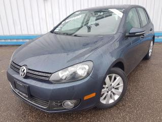 Used 2012 Volkswagen Golf Comfortline *TDI DIESEL* for sale in Kitchener, ON