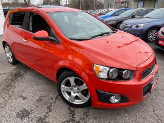 Used 2012 Chevrolet Sonic LT/ AUTO/ SUNROOF/ ALLOYS/ FOG LIGHTS/ TINTED ++ for sale in Scarborough, ON