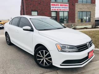Used 2016 Volkswagen Jetta TSi for sale in Rexdale, ON