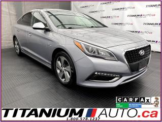 Used 2016 Hyundai Sonata Hybrid+LIMITED+GPS+Pano Roof+Leather+Blind Spot+XM for sale in London, ON