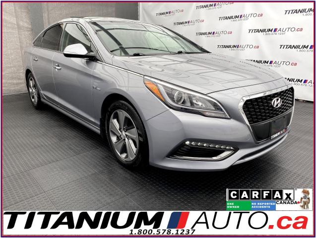 2016 Hyundai Sonata Hybrid+LIMITED+GPS+Pano Roof+Leather+Blind Spot+XM