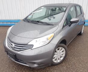 Used 2016 Nissan Versa Note SV *AUTOMATIC* for sale in Kitchener, ON