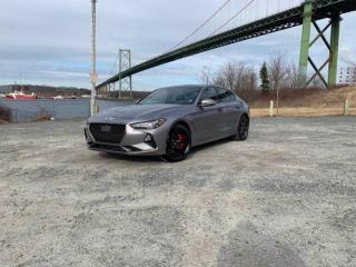 Used 2020 Genesis G70 3.3T Sport for sale in Halifax, NS