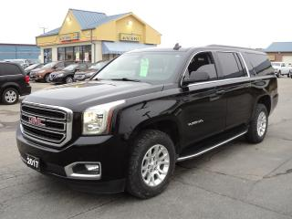 Used 2017 GMC Yukon XL 1500 SLE 4x4 5.3L RemoteStart BackUpCam 8 Pass for sale in Brantford, ON