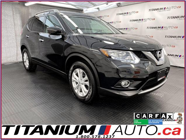 2016 Nissan Rogue SV-Tech+AWD+GPS+360 Camera+Pano Roof+Blind Spot+XM