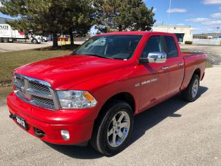 Used 2012 RAM 1500 Laramie for sale in Cambridge, ON