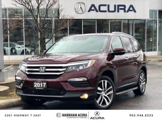 Used 2017 Honda Pilot V6 Touring 9AT AWD for sale in Markham, ON