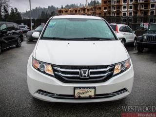 Used 2016 Honda Odyssey EX for sale in Port Moody, BC