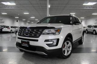 Used 2016 Ford Explorer 4WD XLT I NO ACCIDENTS I NAVIGATION I LEATHER I PANOROOF for sale in Mississauga, ON