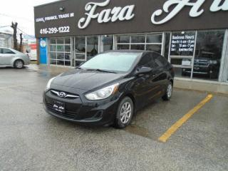 Used 2012 Hyundai Accent GLS, Automatic for sale in Scarborough, ON