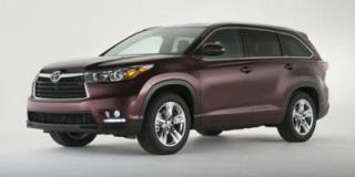 Used 2016 Toyota Highlander AWD 4DR XLE for sale in Richmond Hill, ON