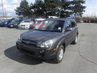Used 2006 Hyundai Tucson GL 2.7 4WD for sale in Burnaby, BC