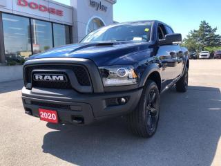New 2020 RAM 1500 Classic Warlock Crew 4x4 V6 for sale in Hamilton, ON