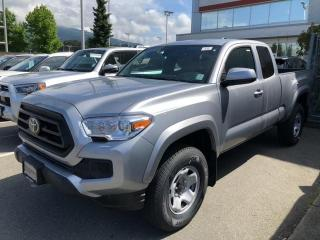 New 2020 Toyota Tacoma SR for sale in North Vancouver, BC
