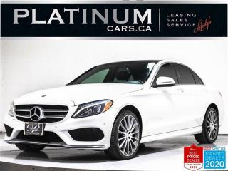 Used 2015 Mercedes-Benz C-Class C 400 4MATIC,AMG PKG, NAV, CAM, PANORAMIC for sale in Toronto, ON