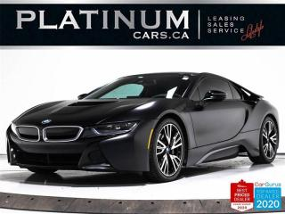 Used 2017 BMW i8 AWD, PROTONIC FROZEN BLACK EDITION, NAV, HUD, CAM for sale in Toronto, ON