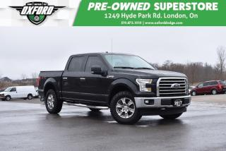 Used 2017 Ford F-150 XLT - Bedliner, Tonneau for sale in London, ON