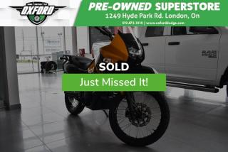 Used 2018 Kawasaki KLR 650 for sale in London, ON