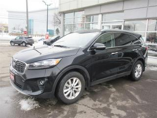 Used 2019 Kia Sorento PRE OWNED 2.4L LX /WE ARE OPEN, BOOK YOUR APPOINTMENT/Heated seats and steering/Camera/Android Auto Apple Car Play for sale in Mississauga, ON
