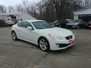 Used 2012 Hyundai Genesis Coupe for sale in Barrie, ON