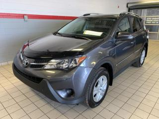 Used 2015 Toyota RAV4 AWD 4dr LE for sale in Terrebonne, QC