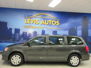 Used 2016 Dodge Grand Caravan 7 PASSAGERS V-6 3.6 LITRES 106600 KM ! for sale in Lévis, QC