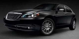 Used 2013 Chrysler 200 Limited for sale in Edmonton, AB