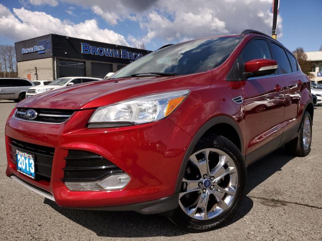 2013 Ford Escape SEL, LOCAL, 1 OWNER, 4WD