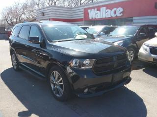 Used 2013 Dodge Durango R/t Awd Hemi for sale in Ottawa, ON