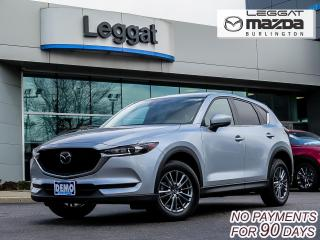 Used 2019 Mazda CX-5 GS- AWD, APPLE CARPLAY, HEATED STEERING WHEEL, I-ACTIVSENSE SAFETY for sale in Burlington, ON