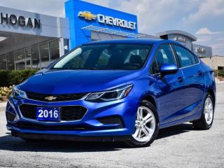 Used 2016 Chevrolet Cruze LT AUTO for sale in Scarborough, ON